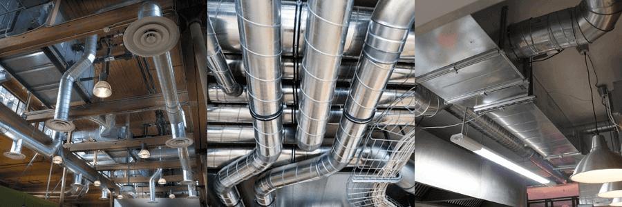 чистка систем вентиляции