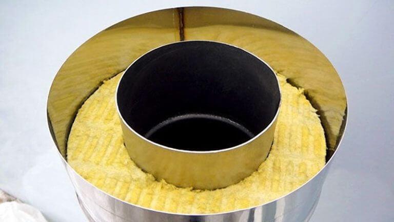 чистка труб дымохода цена