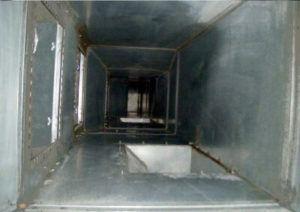 очистка и дезинфекция приточной системы вентиляции