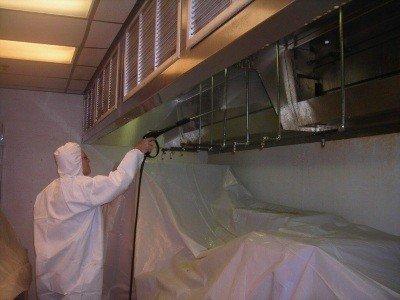 дезинфекция механической системы приточно вытяжной вент...