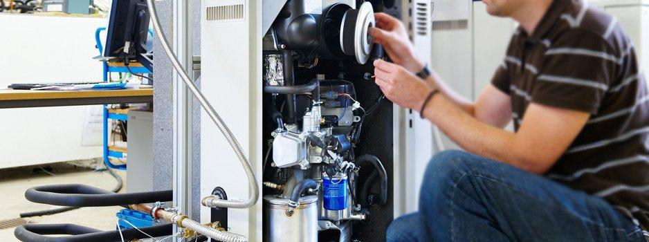 промывка газовых котлов