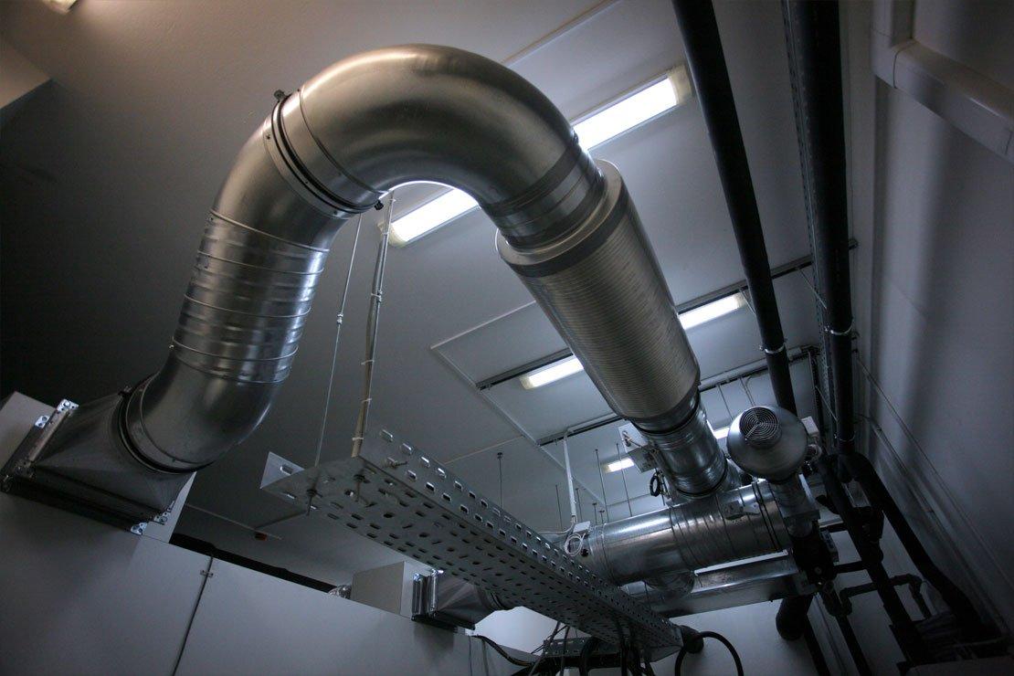 Проектирование систем вентиляции в Москве