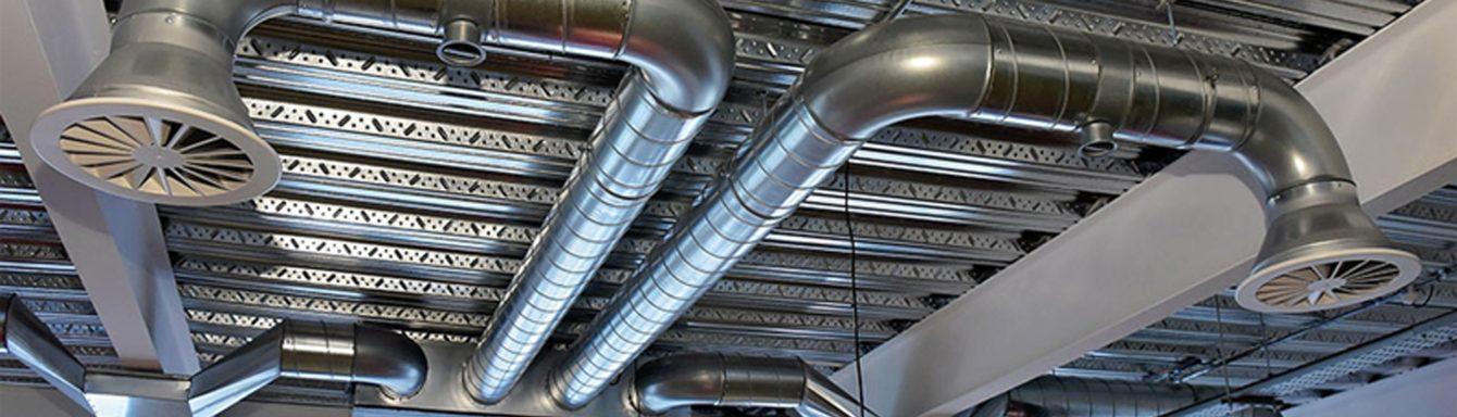 промышленной установка вентиляции